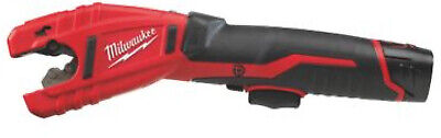 Pipe Cutter Milwaukee Cordless Redlithium inc 2.0Ah Battery