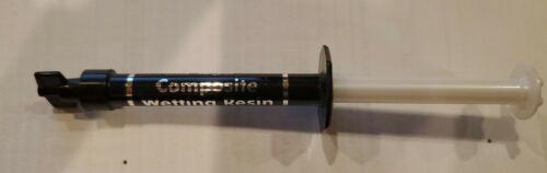 composite wetting resin 1 2 ml syringe