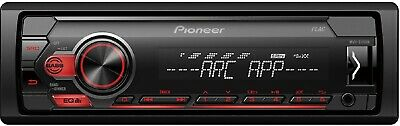 Pioneer MVH-S110UB Car Stereo Player USB Front AUX MP3 FM Radio iOS Android FLAC