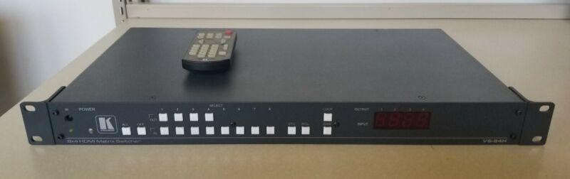 Kramer VS-84H 8x4 HDMI Matrix Switcher