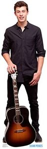 Life size Shawn Mendes cutout