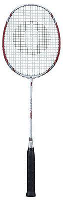 Badmintonschläger Oliver Power P950 mit 3/4-Hülle