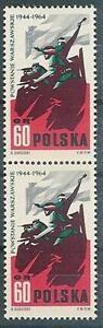 Poland stamps MNH Warsaw uprising (Mi. 1513) (2v) - <span itemprop='availableAtOrFrom'>Bystra Slaska, Polska</span> - Poland stamps MNH Warsaw uprising (Mi. 1513) (2v) - Bystra Slaska, Polska