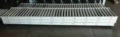 Gravity Roller Conveyor 10 22 Section 122159-10400059 582taw