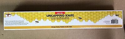 Little Giant Farm Ag Hknife Electric Honey Uncapping Knife Natural New