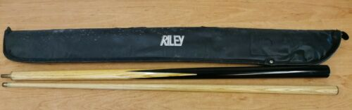 Riley Burwat Snooker / Pool Cue (D2.1)