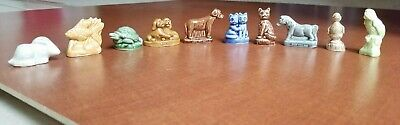 RED ROSE Tea WADE Figurines PET SHOP Series  Complete Set of 10 - Own them all! Own Pet Figurines
