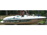 "1994 Sunbird Sizzler 14'5"" Jet Boat - no trailer - Michigan"