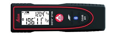 Leica Disto E7100i 200ft Laser Distance Measure With Bluetooth Blackred