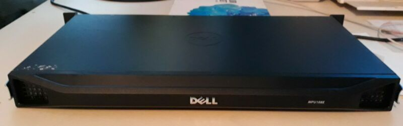 Dell Digital KVM Switch DMPU108e - TAA Compliant - 8 Computer(s) - DMPU108E-G01
