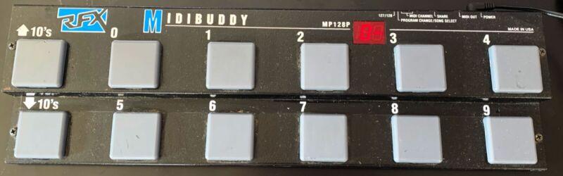 RFX Midibuddy