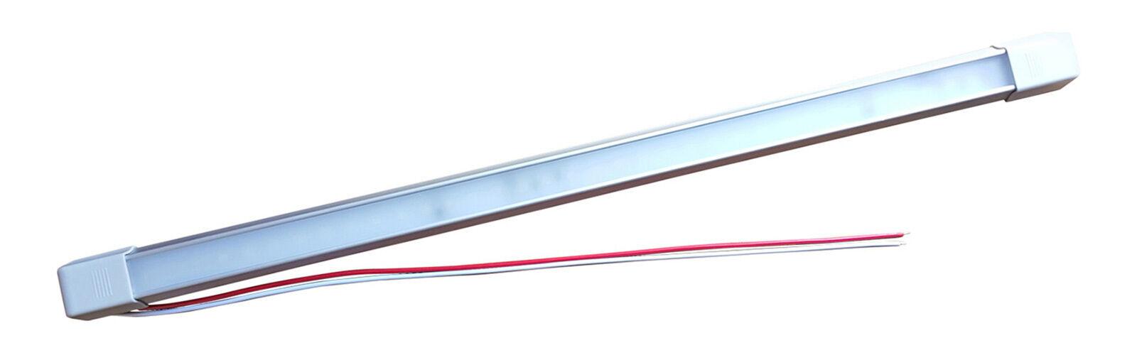 NARROWBOAT INTERIOR 36 LED STRIP LIGHT WHITE 7.2W 650LM 12V-28V DC