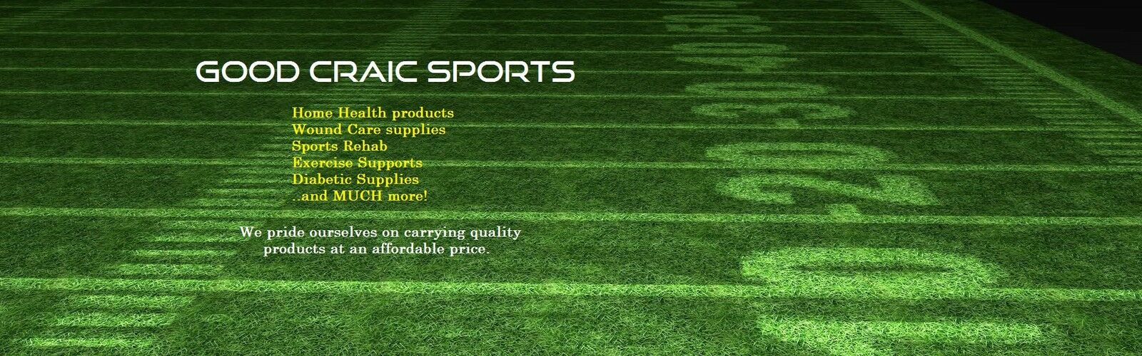 Good Craic Sports