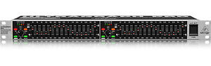 New Behringer FBQ1502HD Graphic Equalizer Auth. Dealer! Best Offer! BUY IT NOW!