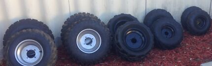 Quad & dirt bike tyres/tubes/rims  Wanneroo Wanneroo Area Preview