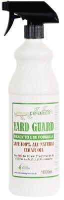 Yard-guard Spray (Yard Guard 1000ml Natural Lawn & Garden Insect Control Spray)