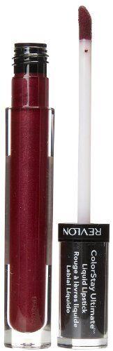 Revlon Colorstay Ultimate Liquid Lipstick - 040 Brilliant Bordeaux