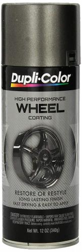 Dupli-Color HWP102 Graphite High Performance Wheel coating - 12 oz.