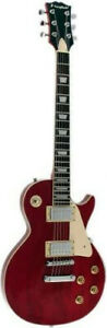 Brand New Westfield E4000 Electric Guitar. Wine Red. DPD Next Day Delievery