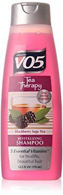 Alberto Vo5 Tea Therapy - Alberto Vo5 Tea Therapy Blackberry Sage Tea Revitalizing Shampoo