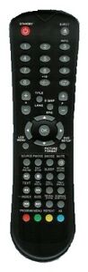 REMOTE CONTROL FOR Technika LCD22-208 22-208 New Free P&P