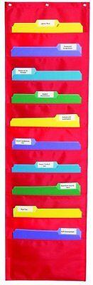 Carson-dellosa Storage Pocket Chart - 46.5
