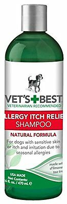 Vet'S Best Allergy Itch Relief Dog Shampoo, 16