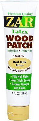 Zar Wood Patch - Zar 31041 Red Oak Wood Patch, 3-Ounce