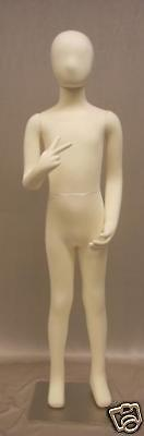 Child Bendable Full Body Form 9yrs Mannequin Flex #CH09T