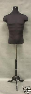 Male Mannequin Manequin Manikin Dress Form 33dd02-jfbs-02bkx