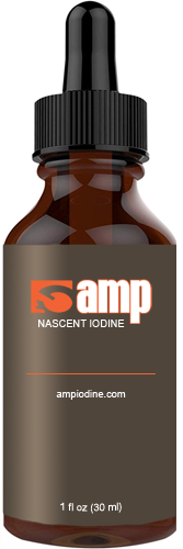 True Nascent Iodine | Organic Liquid Drops Supplement | Non-GMO | Certified Pure