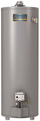 PREMIER PLUS® TALL ATMOSPHERIC VENT NATURAL GAS WATER HEATER, 40 GALLON,  40 Gallon Natural Gas Water Heater