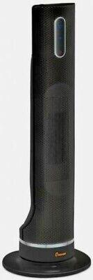 Ee-8083bk Crane 1500 - Watt Ceramic Smart Tower Heater Black New