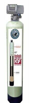 POE Water Filter~KDF 85/GAC (2CF)Well Water-Iron/Hydrogen Sulfide-Fleck 5600SXT