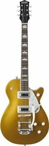 Gretsch G5438T Pro Jet with Bigsby - Gold