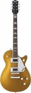 Gretsch G5438 Pro Jet Rosewood Fingerboard - Gold 2517010544 *neuve