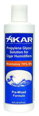 Xikar Humidifier Solution 16 oz., New, Free Shipping
