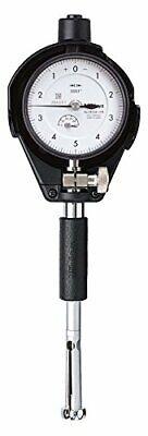 Mitutoyo 526-123 .4 - .7 X .0001 Split Ball Dial Bore Gage