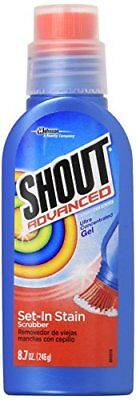 Shout Advanced Ultra Concentrated Stain Removing Gel, 8.7 Oz
