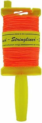 Reel Mason Line 500ft Orange