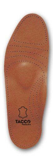 Women TACCO 694 Deluxe Orthotic Arch Support Leather Shoe In