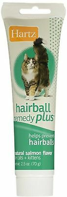 - Hartz Hairball Remedy Plus Paste for Cats 2.50 oz