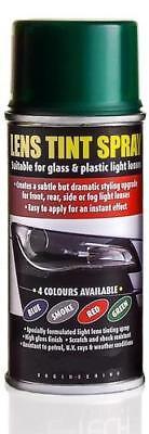 GREEN Lens Spray Tint Paint headlamp headlight indicator MC17/10