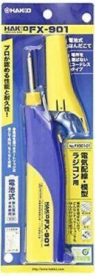 Hakko Soldering Iron Fx901-01 Cordless Outdoor Battery-powered
