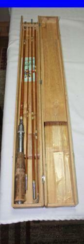 Bamboo Spinning Rod Ebay