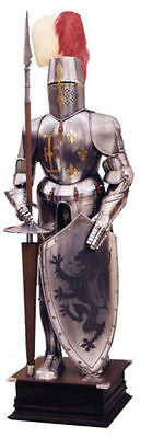 New Medieval Knight Suit of Armor 15th Century Combat Full Body Armour Suit