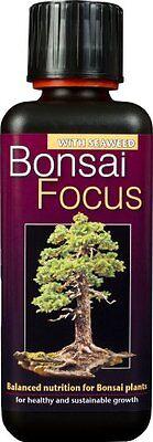 Growth Technology - Bonsai Focus, Fertilizzante liquido concentrato per (a6J)
