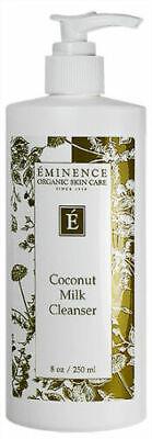 Eminence Organic Skin Care Coconut Milk Cleanser 8.4 oz /