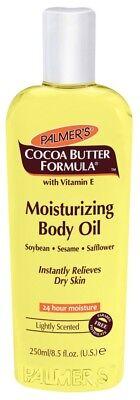 Cocoa Butter Moisturizing Body Oil (Palmer`s Moisturizing Body Oil With Cocoa Butter 250ml)
