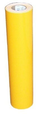 24x15ft Yellow Paint Mask Stencil Vinyl For Cutterair Brushing Spray Painting